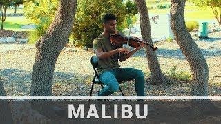 Miley Cyrus |  Malibu | Jeremy Green | Viola Cover