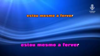 ♫ Karaoke SENHOR BOMBEIRO - Joana