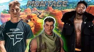 TFUE FORTNITE MONTAGE - DONT COME OUT THE HOUSE FT. 21 SAVAGE