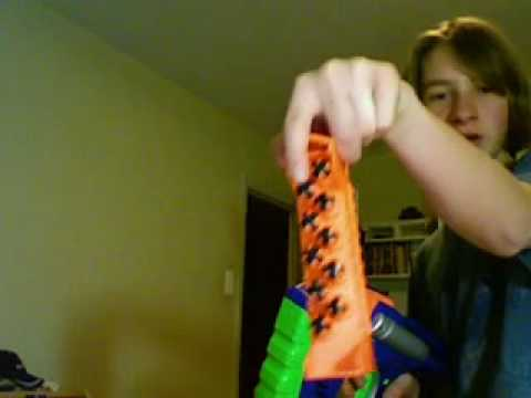 many nerf gun reviews