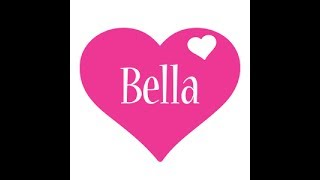 Video - Bella (acoustic cover)