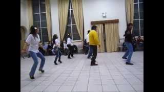 Baile en la Estaca Alameda