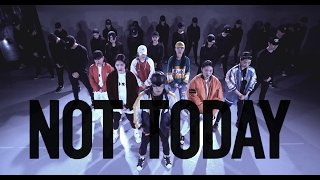 BTS방탄소년단 - NOT TODAY Dance Cover.