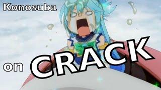 Konosuba on CRACK: Season 2 - Part 1
