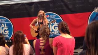 Anna Clendening live cover of Pretty Hurts-Beyoncé