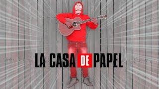 La Casa De Papel - VIOLÃO SOLO - Hebert Freire