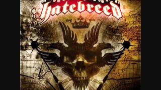 """Supremacy of Self"" - Hatebreed (Lyrics Video)"