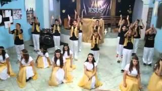 Coreografia Galileu Fernandinho