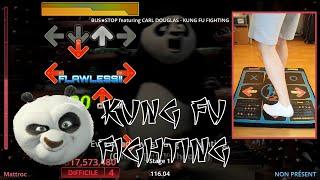 StepMania // Kung Fu Fighting (Bus Stop ft. Carl Douglas) \\ Hard