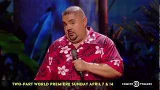 "Preview of ""Aloha Fluffy: Gabriel Iglesias - LIVE from Hawaii"" (new special)"