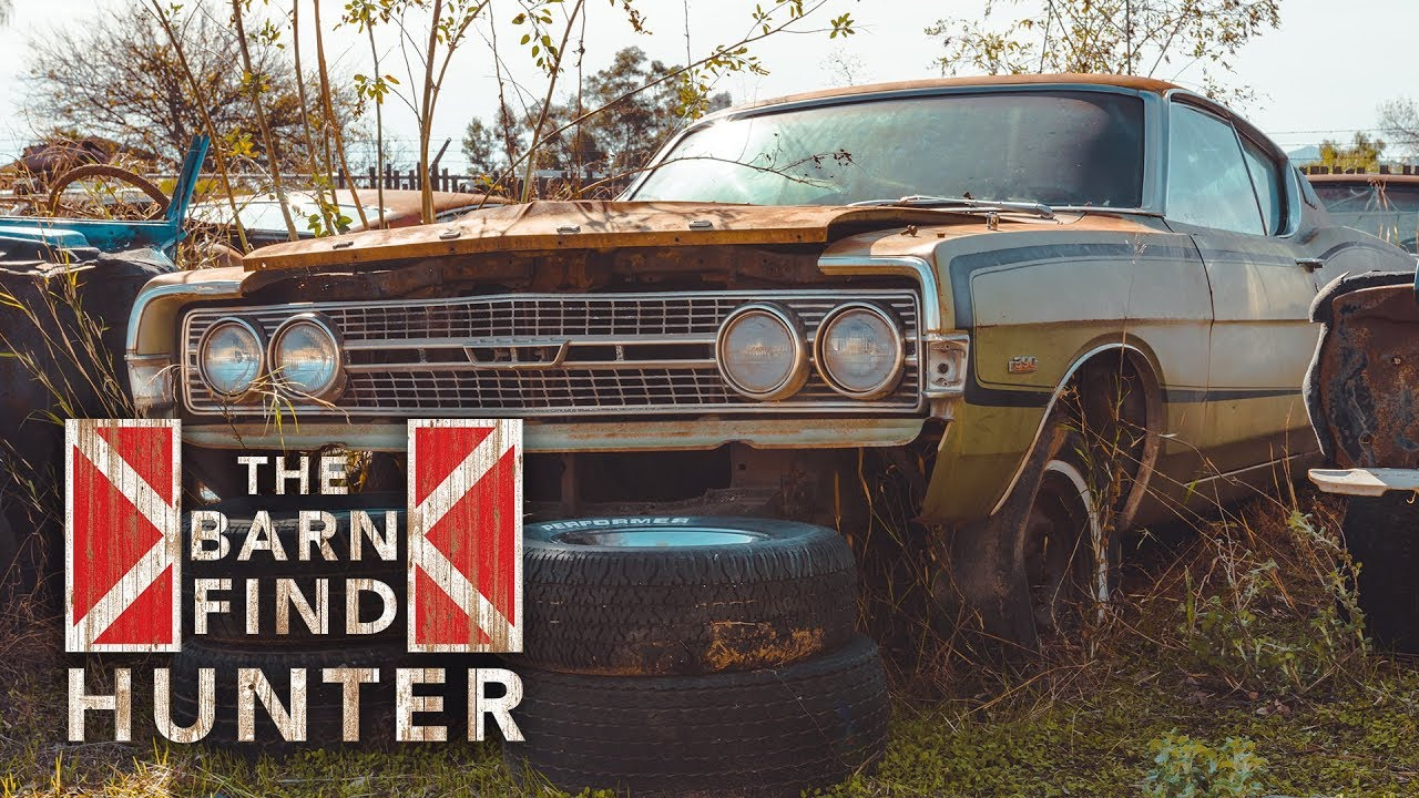 Barn Find Hunter: Uncovering a motherlode of Fords and Mercurys