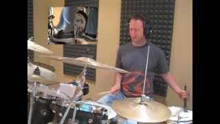 """Drop It Like It's Hot"" - Acoustic Drum Set Grooves"