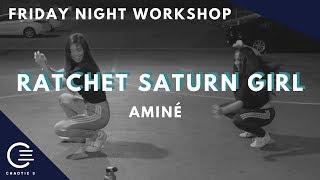 "Caroline Sohn & Elaine Nguyen | ""Ratchet Saturn Girl"" by Aminé | Fall '18 Friday Night Workshop"