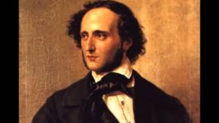 Mendelssohn 'Songs Without Words' - Sir Henry Wood conducts