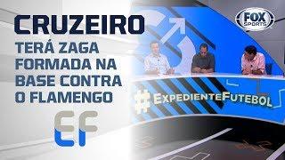 CRUZEIRO COM PROBLEMAS PARA JOGO CONTRA O FLAMENGO!