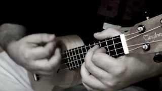 "Daniel Paiva - ""CAN'T KEEP"", Eddie Vedder (ukulele version)"