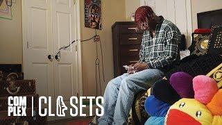 Lil Yachty Shows Off Over $100k Of Sneakers On Part 2 Of Complex Closets