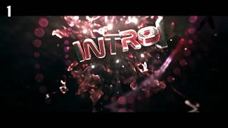 👌 TOP 10 C4D / AE INTRO TEMPLATES + FREE DOWNLOAD
