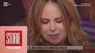 """Paola Perego: """"Superbrain"""" e il ricordo di Fabrizio Frizzi - Storie italiane 11/01/2019"""