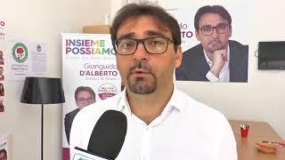 Elezioni Teramo - D'Alberto punta a recuperare