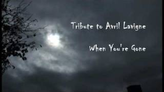 Tribute to Avril Lavigne - When You're Gone (Violin & Piano Cover)