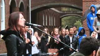 Song from Brazil ,International Student Festival, University of Kentucky