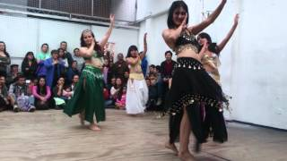 Belly dance beginners - Sidi Mansour