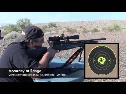 Video: Hatsan BT Big Bore Carnivore QE Air Rifle | Pyramyd Air