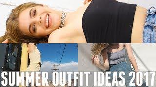 6 SUMMER OUTFIT IDEAS ft. BRANDY MELVILLE | Griffin Arnlund