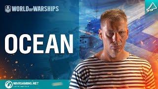 """Ocean"" Music Video    World of Warships"