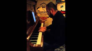 B&L Piano Pub 17-04-15 Felipe Rey Piano Jazz Standards
