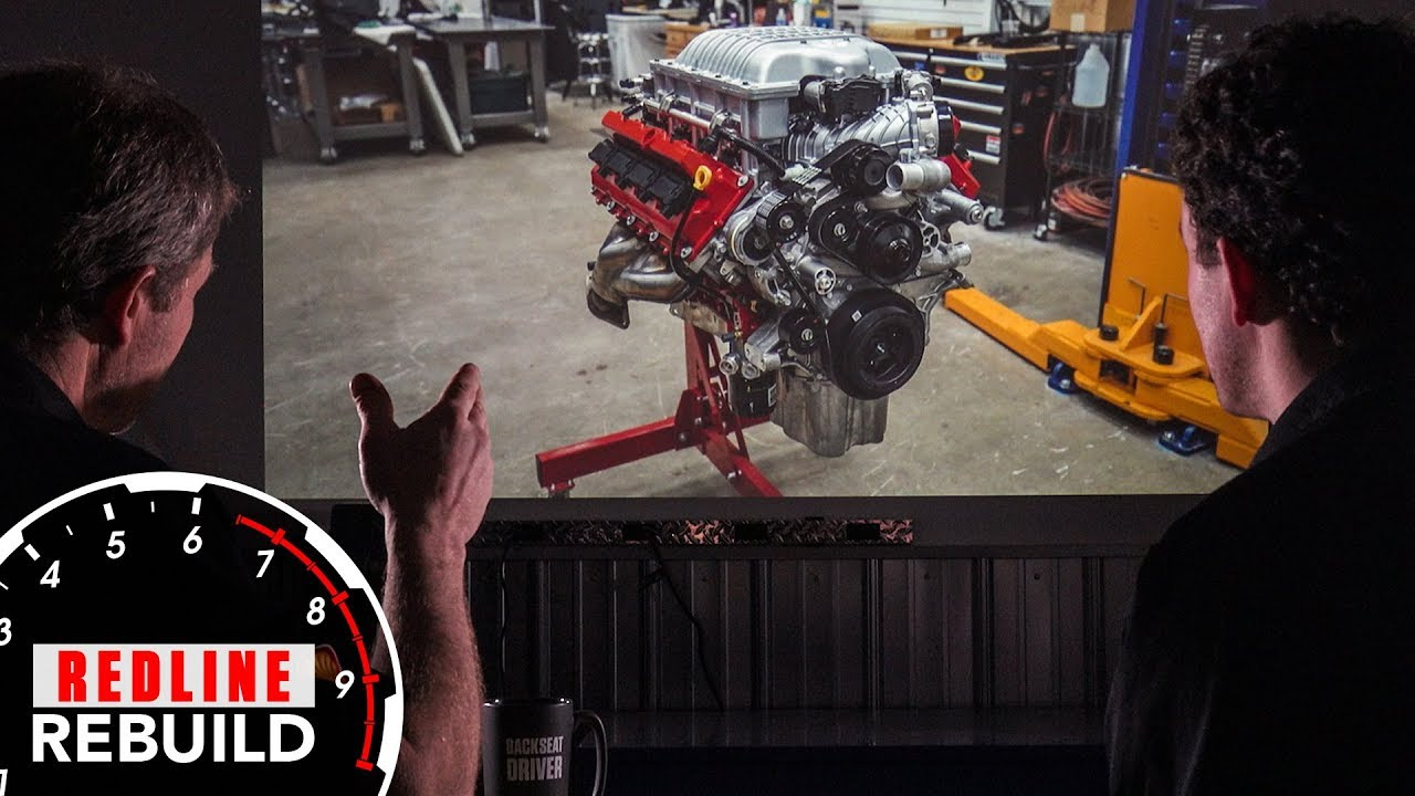 The nitty gritty details of our Dodge Demon Redline Rebuild