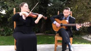 Blackbird - Jason Sulkin Music - Guitar/Violin Duo