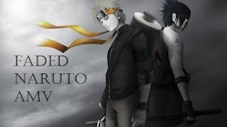 Naruto AMV - FADED