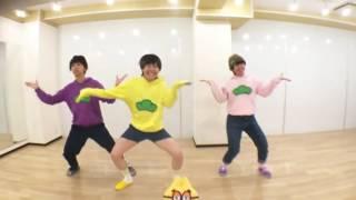 【弟松コス】全力バタンキューでオリジナル踊ってみた【小雨】
