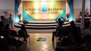 Sheila Romero- Extraordinario (danza)