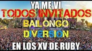 LA INVITACION A LA XV DE RUBI SE HACE VIRAL Y CAUSA ASOMBRO