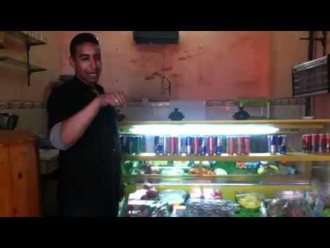 Mack Adil in Merzouga, Morocco 2