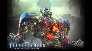 """TRANSFORMERS 4 (the score """"batter cry"""")"""