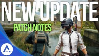 PUBG Xbox: Weekly Update #6 Patch Notes - Auto Run, Grenade Fix, Military Base & More!