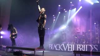 Black Veil Brides - Legacy - London (15.02.2013, O2 Academy Brixton)