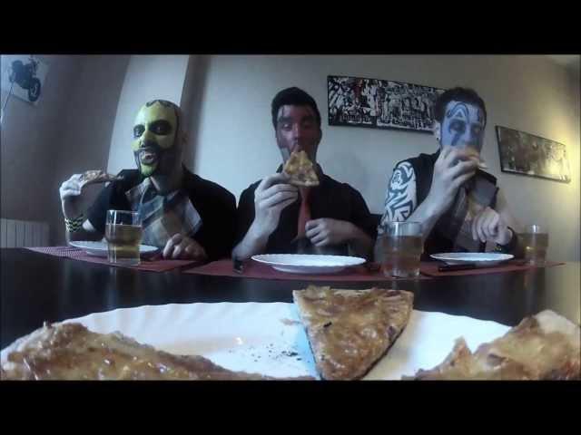 "Videoclip oficial de ""Pizza"" de Armenian."