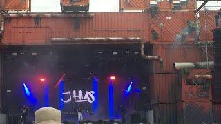 J Hus @ Parklife Festival 2017