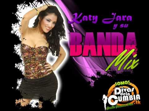 Cobarde de Katy Jara Y Banda Mix Letra y Video
