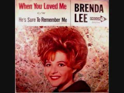 brenda-lee-when-you-loved-me-1964-tom-smith