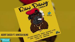 Agent Sasco feat. Vanessa Bling - Wait For It (Raw Dawg Riddim) 2018🔊🎼🇯🇲