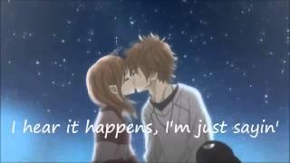 I think I'm in love Nightcore [With lyrics]