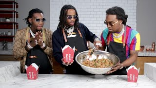 Migos x Tasty Whip Up Stir Fry
