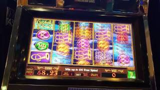 Gods & Titans slot machine at Resorts casino