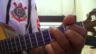 tocando cavaquinho Arlindo Cruz / Sombrinha ( fingida)